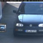 Telecamere per riconoscimento targhe auto