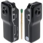 Mini telecamere con DVR e scheda SD