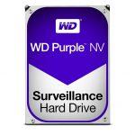 Hard disk per la videosorveglianza serie purple western digital