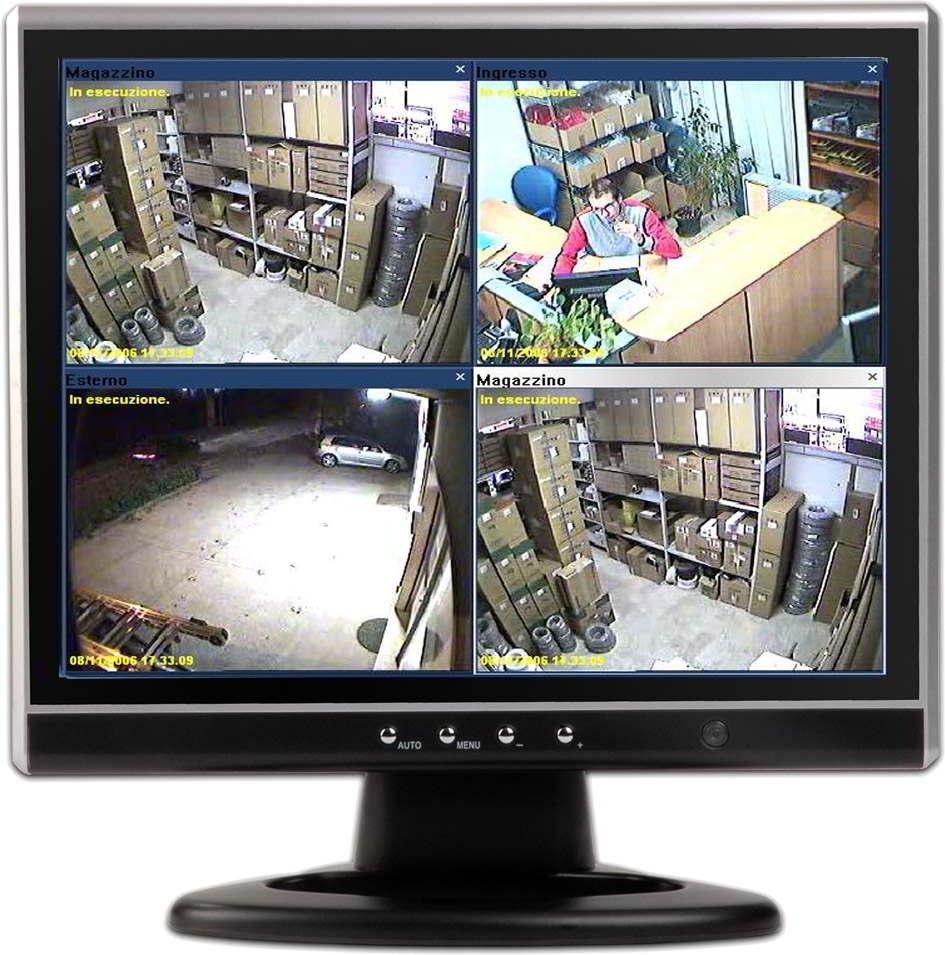 Tv come monitor per videosorveglianza - Telecamere ...