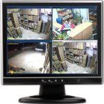 Videosorveglianza: utilizzare un televisore visionare le immagini