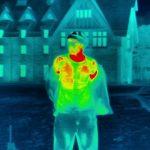 Telecamere termiche: la videosorveglianza al buio