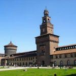 Videosorveglianza a Milano: furto nel Castello Sforzesco