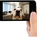 Telecamera con gestione e controllo via Smartphone